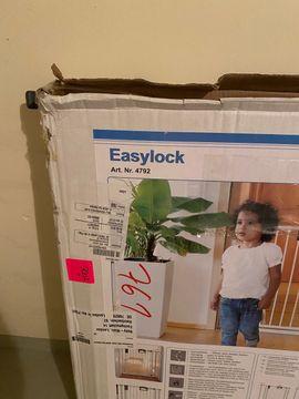 Baby- und Kinderartikel - Geuther Treppenschutzgitter Easylock