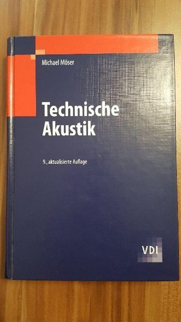 Fachbuch Technische Akustik von Michael