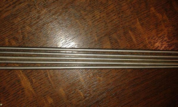 V2A RUNDSTAHL- Ø 3mm - 5