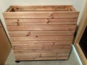 Schönes Hochbeet aus Holz GreenBox