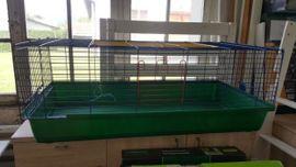 Zubehör für Haustiere - Käfig Nagertierkäfig Hasenkäfig Meerschweinkäfig Kaninchenkäfig