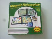 Magnet - Reisespiele 6 in 1