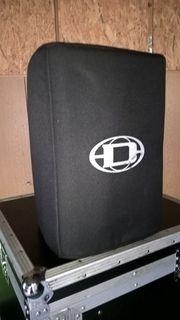 Verkaufe PA-Boxenpaar Dynacord D8 Lite