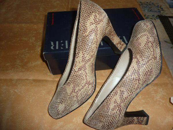 Da Schuhe neu Gr 5