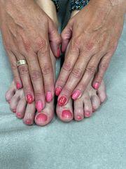 Nagelstudio und Fußpflege