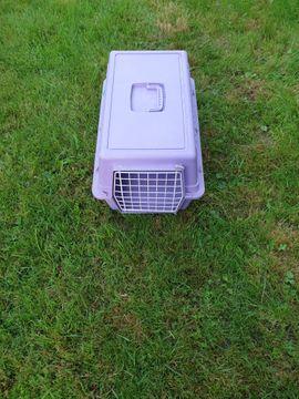 Katzentransportbox Kleintier Transportbox Hundebox: Kleinanzeigen aus Hohenems - Rubrik Zubehör für Haustiere