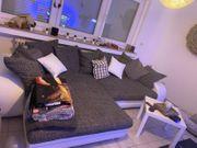 Eine Couch