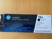 Druckerpatronen Dualpack HP Laserjet