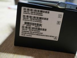 Samsung Handy - Samsung Galaxy Note10 256 GB