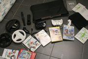 Nintendo - Wii mit viel Zubehör