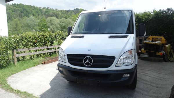 Mercedes BENZ TRAPO Sprinter