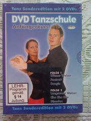 Tanzen lernen mit DVD originalverpackt