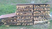 3 Ster gespaltenes Weiden Brennholz