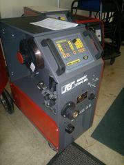 STS MIG MAG-Schweißgerät 400A wassergekühlt-4Rollenantrieb