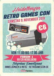 RetroGamesCon ClassicToys am 09 11