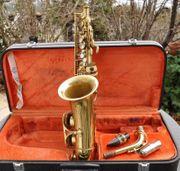 Yanagisawa Alt Saxophon mit Koffer