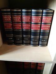 Brockhaus Enzyklopädie 30 Bände Weltatlas