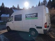 Mercedes Sprinter 313 CDI mit