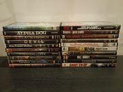 DVDs diverse BlueRay
