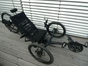 Liegerad Trike - ICLETTA - ICE SPRINT