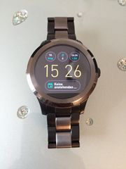 Fossil Herren Smartwatch Q Founder