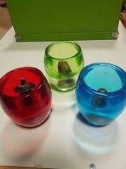 3 Teelichthalter