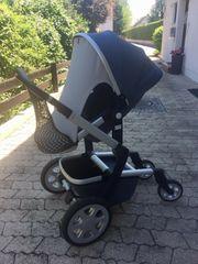 JOOLZ Kinderwagen Day2 Quadro Blu