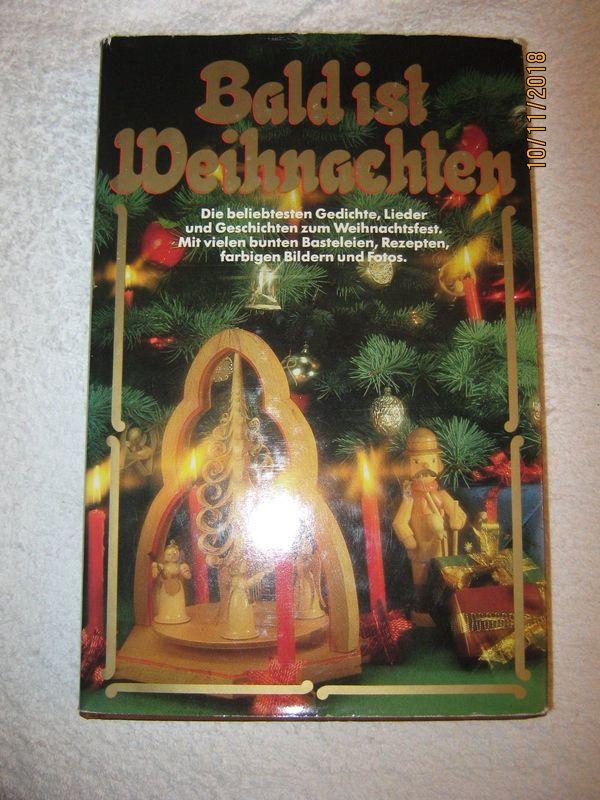 Gedicht Weihnachtsgebäck.Weihnachtsbuch Rezepte Für Weihnachtsgebäck Und Mehr In Berlin