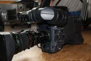 HD-Camcorder Panasonic AG-HPX500