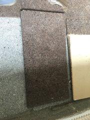 Korkplatten für Boden