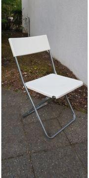 Ikea Klappstuhl zu verschenken