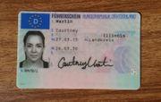 Sie können Ihren eigenen Führerschein