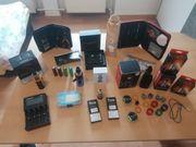 E - Zigarette Zubehör Sammlung