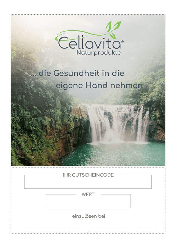Cellavita Gutschein mit 10 Rabatt