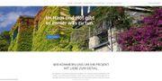 GALA Homepage Webseiten für Gartenbau