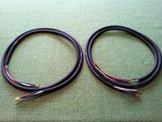 Lautsprecherkabel Klotz 4 × 2