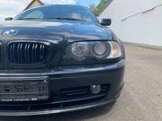 BMW E46 318 Cabrio