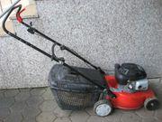 Starker Benzin-Rasenmäher mit Metall-Gehäuse Variolux