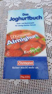 Das Joghurtbuch von Ehrmann Almighurt