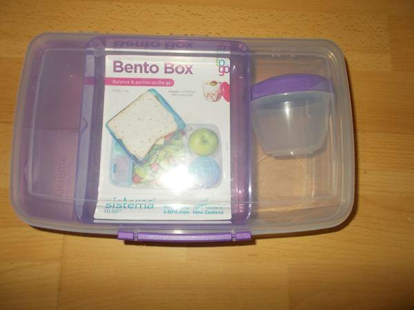 Sistema Bento Box Brotdose Fesperdose