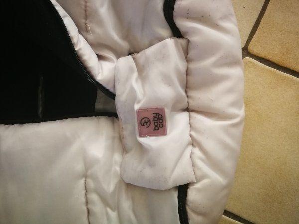 Baby cab Fußsack für Kinderwägen