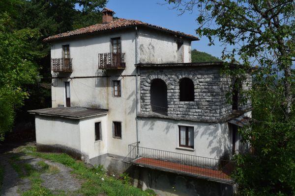 Nördliche Toskana freistehdes Haus zu