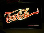 Coca Cola Leuchtreklame