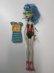 Monster High Puppe Ghoulia Yelps