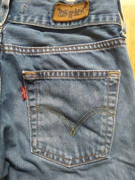 Bild 4 - Levi s Jeans Gr 28 - Viernheim