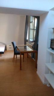 Helles Gepflegtes Möbliertes Studenten-Appartement in