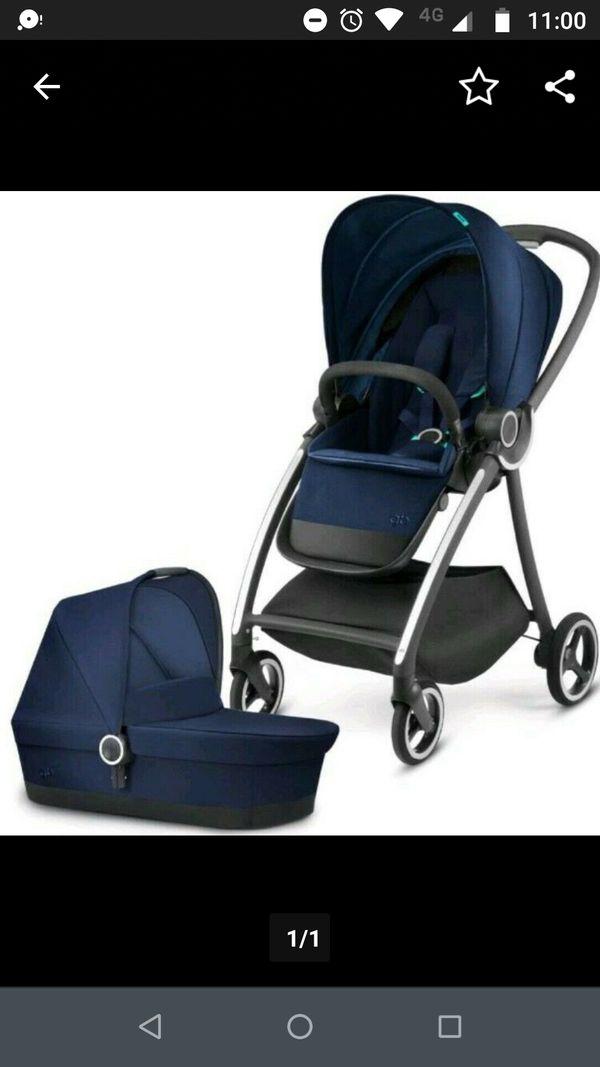 Kinderwagen Kombi gb Platinum NEU