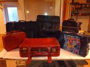 Gebrauchte Koffer