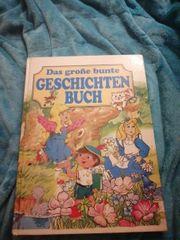 Das große bunte Geschichten Buch