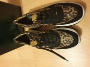 Neue Paul Green Sneaker Leopardino